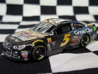 """2017 Kasey Kahne Great Clips / Justice League 1:64th """"Gen6"""" Chevrolet SS NASCAR"""
