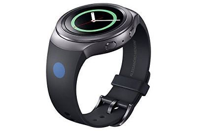 Samsung Black SRR72 Band Strap by Alessandro Mendini for Gear S2 Smartwatch