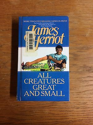 All Creatures Great and Small 1973 Turtleback VG