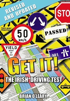 Get it: Irish Driving Test by O'Leary, Brian Paperback Book The Cheap Fast Free