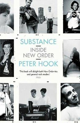 Substance: Inside New Order, Hook, Peter, New condition, Book
