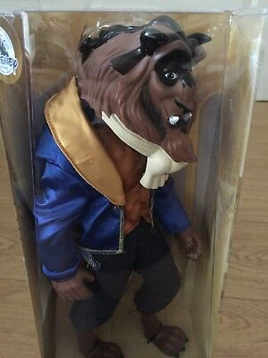 Disney The Beast Classic Doll