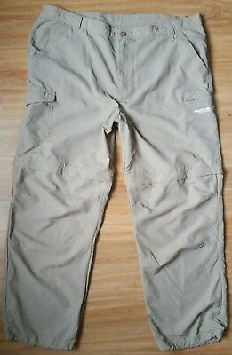 "Regatta Outdoor Trekking Wander Sommer Hose Gr. EU 58 UK 42"" FR 52 TOP"