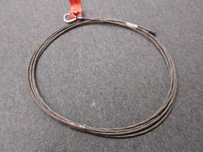 """ASC Industries 32' 1/4"""" Steel Cable"""