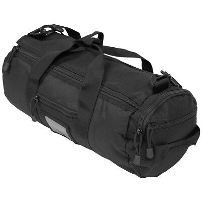 MFH MOLLE Operation Bag 12L Travel Carry Gym Duffle Outdoor Patrol Hunting Black