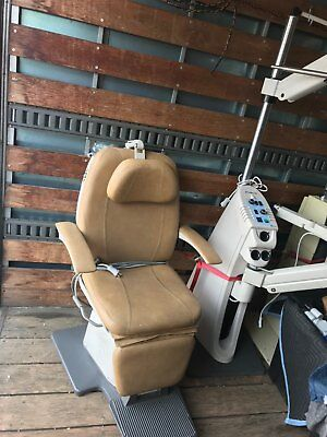 Topcon OC-2200 & Topcon IS-2500 Chair and Stand