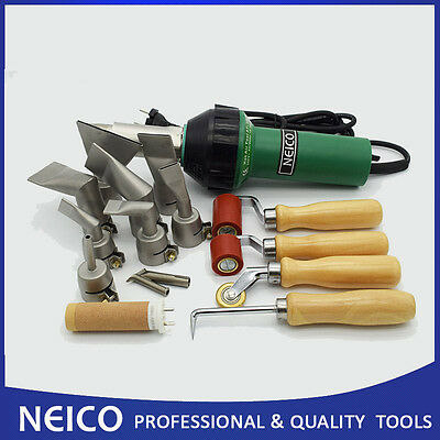 High Quality Single Ply Roofing Welding Kits of Plastic Weld Heat Gun With Parts