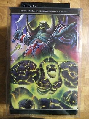 WOW WORLD OF WARCRAFT Alex Horley Deck Tins - Neu