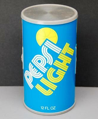 Vintage Pepsi Light Cola Can Am Radio - Working Condition! Promotional Item