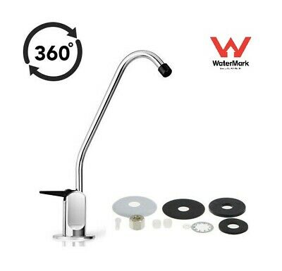 Premium Drinking Water Filter Touch Tap Faucet RO Reverse Osmosis Goose Spout