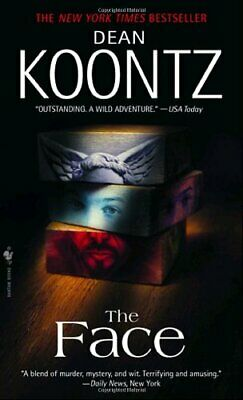 The Face by Koontz, Dean R. Book The Cheap Fast Free Post