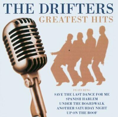 Greatest Hits - Drifters CD G0VG The Cheap Fast Free Post The Cheap Fast Free