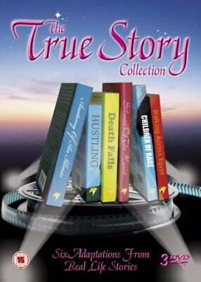 The True Story Collection - Six Adaptations From Real Life Storie... - DVD  DCVG