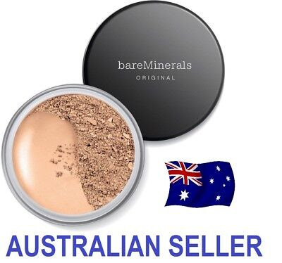 Bare Minerals Original Loose Powder SPF 15 BareMinerals Escentuals 8g id makeup