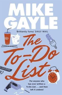 The To-Do List - Mike Gayle -  9780340936757