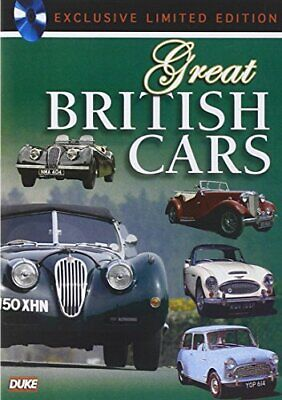 Great British Cars [DVD] - DVD  YIVG The Cheap Fast Free Post