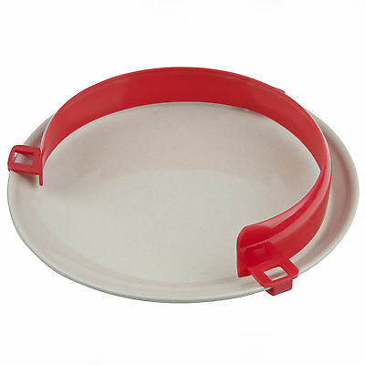 Clip On Plate Guard Surround - Red