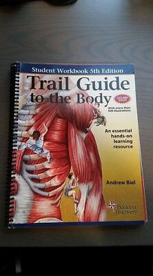 Trail guide to the body by andrew biel 4495 picclick trail guide to the body student workbook by andrew biel 5th edition fandeluxe Image collections