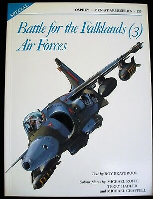 Osprey Men-at Arms Series  Nr. 135:  Battle for the Falklands (3) Air Forces