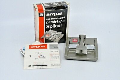 Vintage 8mm 16mm patch tape Film Splicer LPL Made in Japan