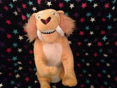 Saber Tooth Tiger Ice Age Soft Toy