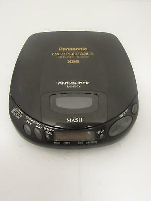 Panasonic SL-S241C Handheld Personal CD Player Car/Portable Anti-Shock Tested
