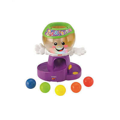 Fisher Price Gumball Ball Drop Playset  40 Songs  Laugh & Learn