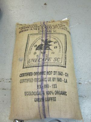 MEXICAN DECAF Raw green coffee beans    Soprano Coffee $19.85/kg for 2.5kg