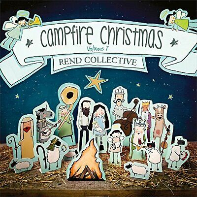 Rend Collective - Campfire Christmas Volume 1 - Rend Collective CD BUVG The The