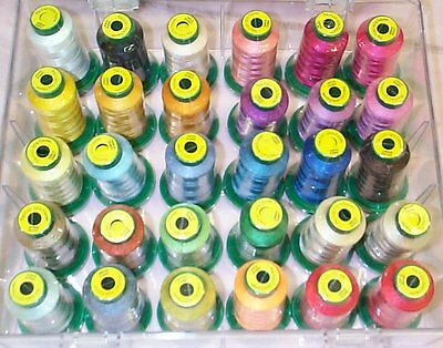 Exquisite Popular Embroidery Thread Set 1100 Yd New 5900 Picclick
