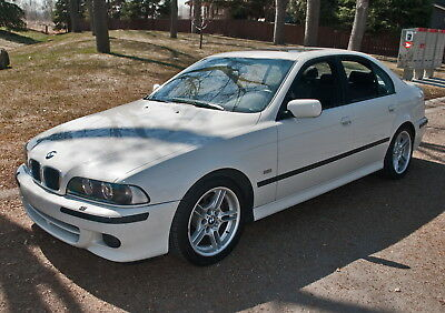 BMW: 5-Series 530iA M-Tech package One of a kind in all of Canada. Virtually looks and feels new at 59Kkm
