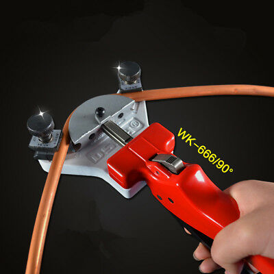 1PCS Pipe Bender Tool Kit Manual Copper Tube Air conditioning Stainless Steel