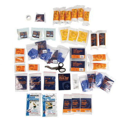 First Aid Refill Bag Hospitality Catering Blue Dot 20 person Emergency Medical