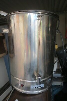 Jomack hot water urn