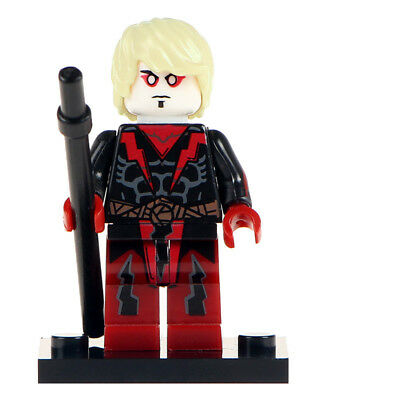 Adam Warlock - Marvel DC Comics Lego Dyi Minifigure Gift For Kids