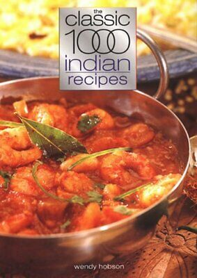 The Classic 1000 Indian Recipes by Carolyn Humphries Paperback Book The Cheap