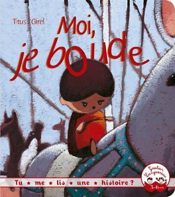 Moi, je boude by Titus Book The Cheap Fast Free Post