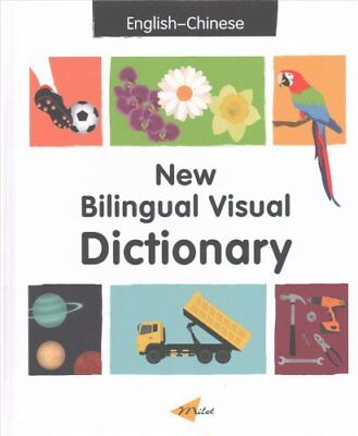 New Bilingual Visual Dictionary English-chinese by Sedat Turhan (Hardback, 2017)