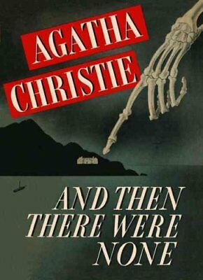 And Then There Were None by Agatha Christie 9780007525300 (Hardback, 2013)
