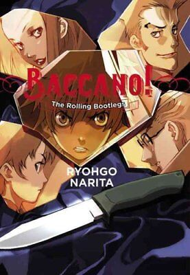 Baccano!, Vol. 1 (light novel) The Rolling Bootlegs 9780316270366