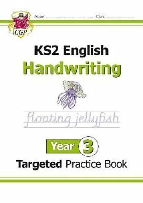 New KS2 English Targeted Practice Book: Handwriting - Year 3 9781782946977