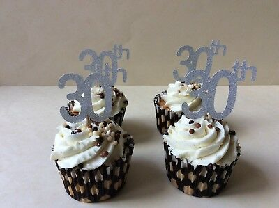 Precut 111th Birthday Mens Football Themed Edible Cup Cake Toppers Decorations Other Baking Accessories