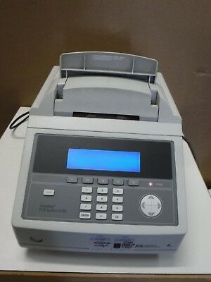 Applied Biosystems ABI GeneAmp PCR System 9700 VERSION 3.12 VERY RECENT FAULT