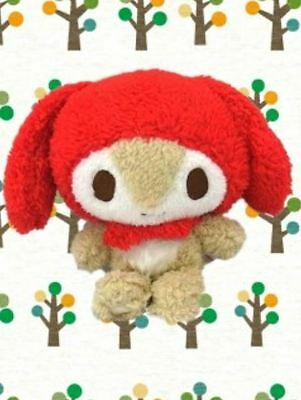 Sanrio My Melody Little Forest Fellow Mello Small Plush Mascot Japan Limited