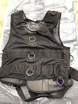 Kinetic Fitness Systems 1Vest Training/Fitness Vest - Commercial Gym Equipment