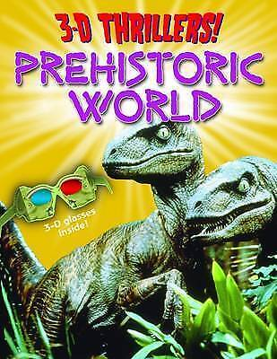 3D Thrillers: Prehistoric World, Paul Harrison, Very Good Book