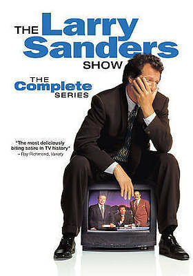 The Larry Sanders Show - The Complete Series New DVD! Ships Fast!