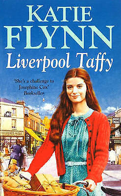 Liverpool Taffy by Katie Flynn (Paperback) NEW Book