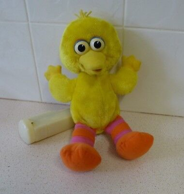 "Laughing / Vibrating Big Bird ""that's Funny""- 1996 - Tyco / Jim Henson Product's"