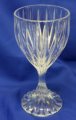 Mikasa Park Lane FOOTED WINE GLASS
